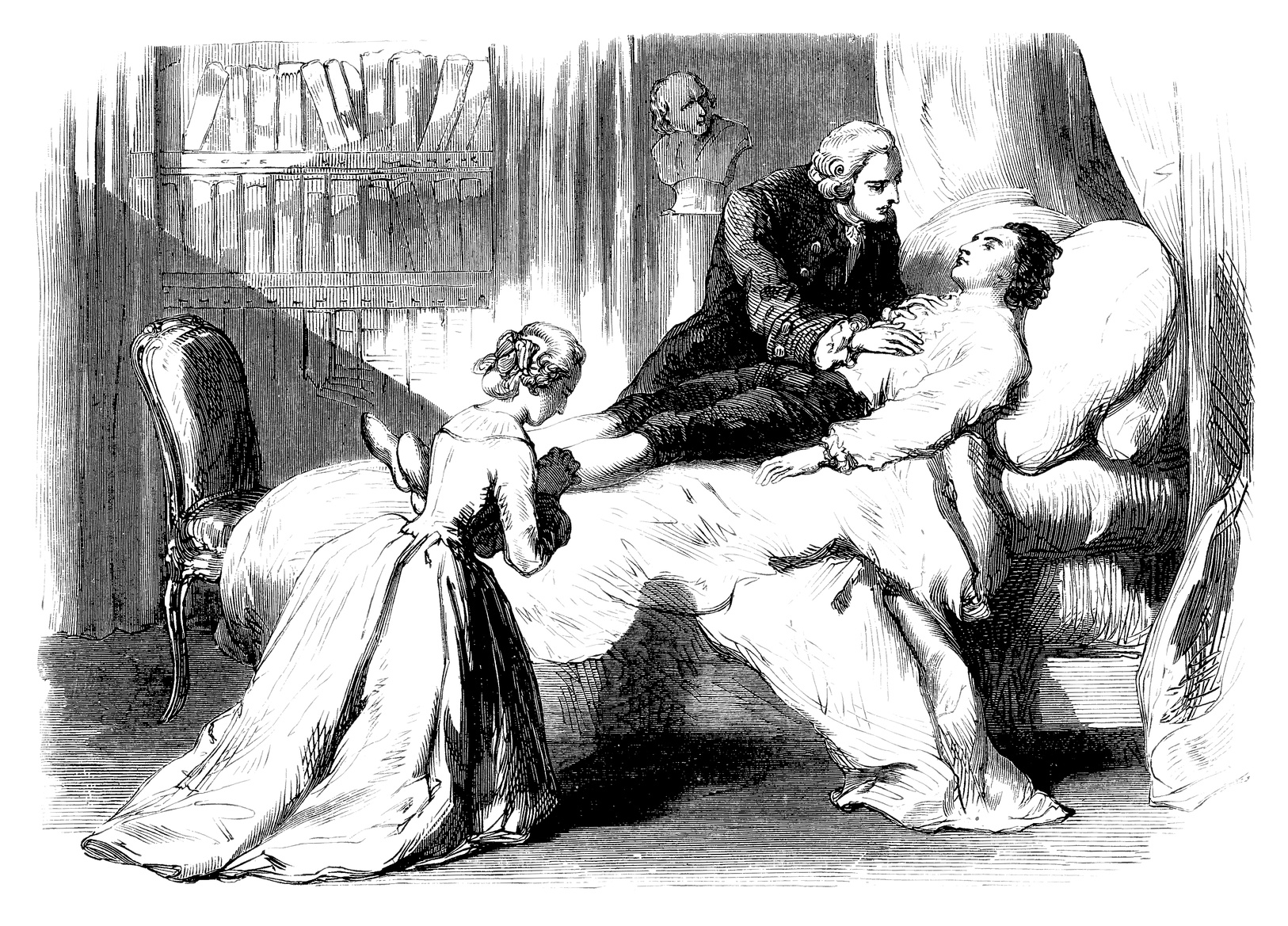 Stich, Abbildung, engraving, gravure : 1857