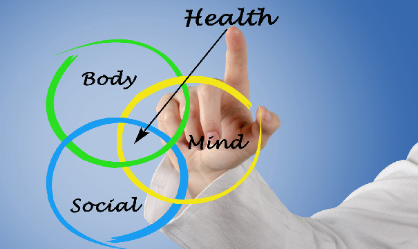 Health-Body, Mind, Social